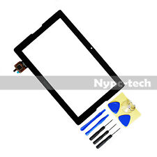 "For Black Lenovo Tab 2 A10-70 A7600-F 10.1"" Touch Digitizer Screen Glass Part"
