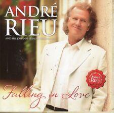 ANDRE RIEU - FALLING IN LOVE         *NEW CD & DVD ALBUM*
