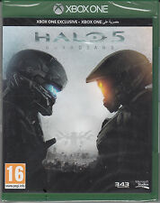 Halo 5 Guardians Xbox One Brand New Factory Sealed