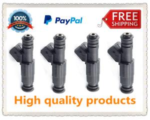 4Pcs Fuel Injector 0280155703 For Chrysler For Dodge Neon 2.0 16V 1996-1998