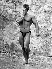 1984 HERB RITTS 16X20 Vintage Photo Gravure BOB PARIS Bodybuilder Physique Gay