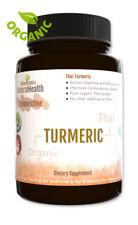 Fresh Organic Turmeric - 90 Capsules - curcumin for antioxidant and inflammation