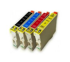 Set 4 cartuchos XXL Epso-n Stylus d88 dx4200 dx4250 dx4800 gi611-614 NonOem HQ