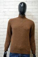 Maglione Uomo Henry Cotton's Taglia S Pullover Felpa Sweater Man Cardigan