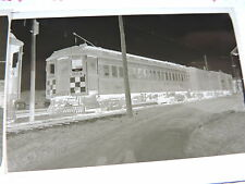 ORIG 1949 Lake Erie CPR Northern Canadian Pacific 2.5X3.5 Trolley Photo Negative