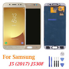 Für Samsung Galaxy J5 SM-J530F (2017) LCD Display + Touch Screen Bildschirm Gold
