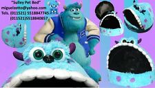 House dog cat bed cartoon pet funny soft character Sulley puppy figure mattress