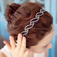 Femme Fille Bandeau Serre-tête Strass Crystal Accessoire Cheveux Déguisement NF