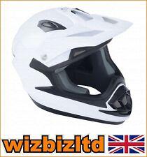 GSB MX Helmet XP-14B Gloss White Extra Large GSB008XL