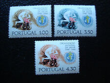 PORTUGAL - timbre yvert et tellier n° 1038 a 1040 n** (A21) stamp