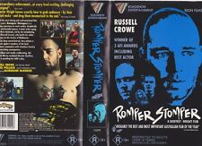 ROMPER STOMPER RUSSELL CROWE VHS VIDEO PAL~ A RARE FIND~ROADSHOW