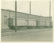 UU335 RP 1956 CHICAGO NORTH SHORE & MILWAUKEE RAILROAD MOTORS 239 238 MILWAUKEE