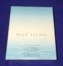 Avon BLUE ESCAPE For HIM Eau de Toilette Spray & Hair & Body & Aftershave Cond !
