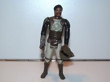 STAR WARS KENNER 1982 ROTJ LANDO CALRISSIAN SKIFF GUARD NO COO COMPLETE ORIGINAL