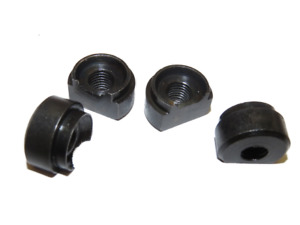 """1928-48 Ford 5/16-24 Clinch """"D"""" Nuts set of 4   R-601-A"""