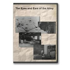 The Eyes and Ears of the Army Signal Corps Big Picture Documentary DVD -  C851