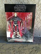 IN Stock! Star Wars Black Series 6-Inch D1 General Grievous Fan/Ecomm Exclusive