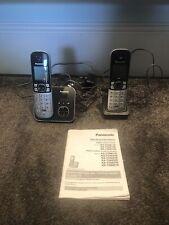 Panasonic twin handset phone (KX-TGA682E) + Answering Machine (KX-TG6821E)