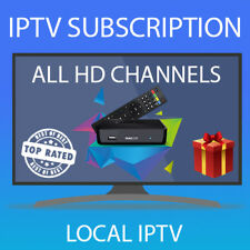 ****** INSTANT DELIVERY ****** 12 MONTHS IPTV MAG, SMART FIRESTICK, ANDROID