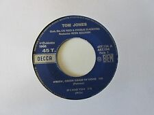 "Tom Jones-Green Green Grass Of Home EP-457.134-Vinyl-7""-Single-Record-45-1960s"