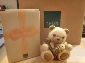 thun Teddy pescatore cm 8,50 costo listino euro 24,90