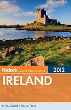 (Good)-Fodor's Ireland 2012 (Paperback)-Fodor Travel Publications-0679009752