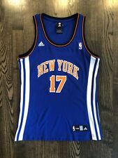 59bc68a73d6 RARE Adidas NBA 4her JEREMY LIN  17 New York NY Knicks Jersey Size Women s  Small