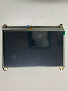 5 inch HDMI LCD Resistive Touch Screen 800x480, Backpack w/Touch