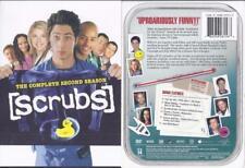 DVD:  3-DISC SCRUBS THE COMPLETE SECOND SEASON