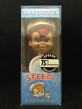 FUNKO SPEEDY ALKA SELTZER 75th ANN RELEASE WACKY WOBBLER BOBBLE HEAD BRAND NEW
