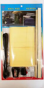 Windscreen Demister Defogger Heater 12V Complete Kit