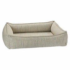 New listing Bowsers Augusta Ticking Urban Lounger Dog Bed