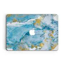 Gold Marble Design Cover Case For Apple Macbook Pro Retina Air 11 12 13 15 2016