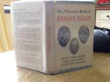 Observers Book Of Birds Eggs 1954 2nd Edition