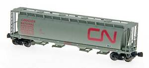 Z Scale INTERMOUNTAIN 85205-02 CANADIAN NATIONAL 59' Cylindrical Hopper # 377263