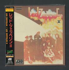 Led Zeppelin II 2  Jap mini cd Sealed Japanese AMCY2432 sealed