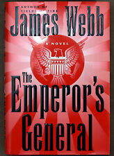 James Webb: The Emperor's General First Edition Signed HC/DJ
