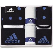 Adidas Towel Set 4P 06-3609500 D19-151-06 japan