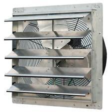 3300 Cfm Power 20 In Variable Speed Shutter Exhaust Fan Iliving Garage Inch