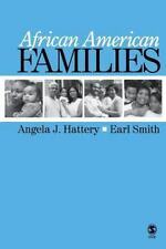 African American Families by Hattery, Angela J., Smith, Earl