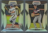 2019 Panini Prizm Draft Baseball SILVERS Complete Your Set - You Pick!