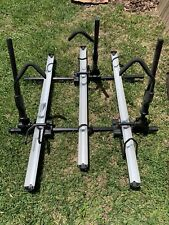 THULE UPRIGHT BIKE ROOF CARRIER 3 BIKES EXCELLENT CONDITION