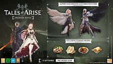 Tales of Arise Pre-Order Bonus DLC Pack (No Game) for PC (Steam)