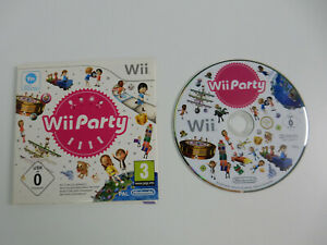 Wii Party in Papphülle für Nintendo Wii