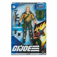 "GI Joe Classified Series DUKE 6"" Action Figure Hasbro 2020 New rp"
