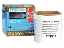 Tear-Aid Typ A Selbstklebender Reparatur-Flicken für Zelte Segel Stoffe 150x7,6