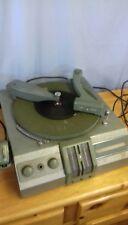 VINTAGE EMI dettando Machine, 1940s emidicta modello 2403, giradischi