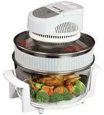Cookworks 15 Litre 3 Functions 1400W 10 Heat Settings Digital Halogen Oven