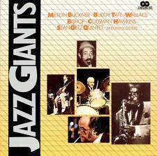 "Jazz Giants 1981 Italy gatefold Curcio 12"" 33rpm vinyl record double LP (vg+)"