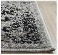 Safavieh Adirondack Grey Black Rug 2'6 x 4 High Quality Polypropylene Durability